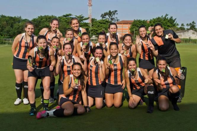 As meninas que levaram o tetracampeonato brasileiro em 2013