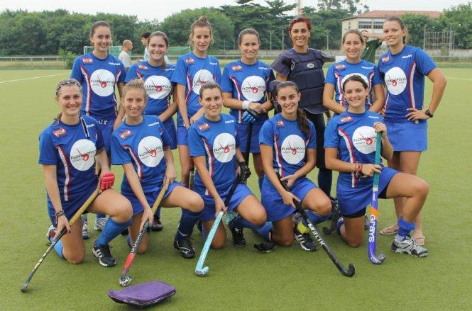 O Floripa foi campeão feminino em 2012