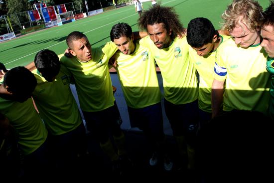 Brasil: união em busca da medalha inédita