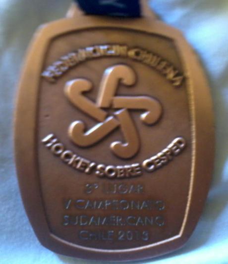 a sonhada medalha