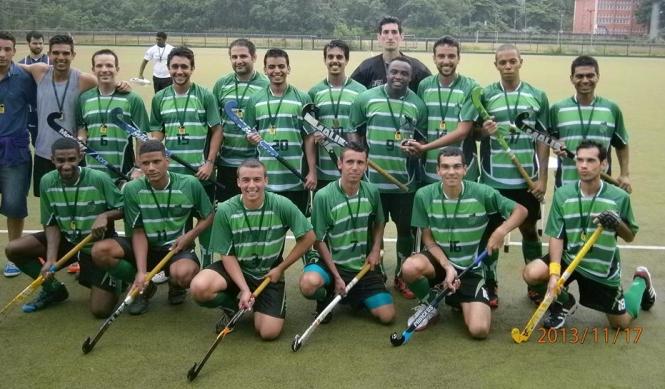 Rio Hockey: campeão da I edição do Campeonato Brasileiro - Série B