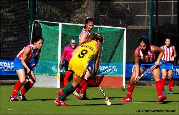 Anita em ação contra o Paraguai nesta quarta-feira