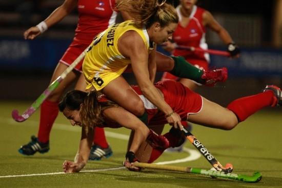 Anita mostra muita garra no jogo contra o Chile