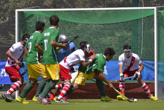 A seleção goleou o Peru na segunda partida em Santiago