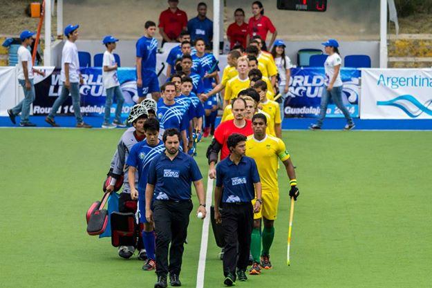 Brasil e Guatemala entram em campo pela World League