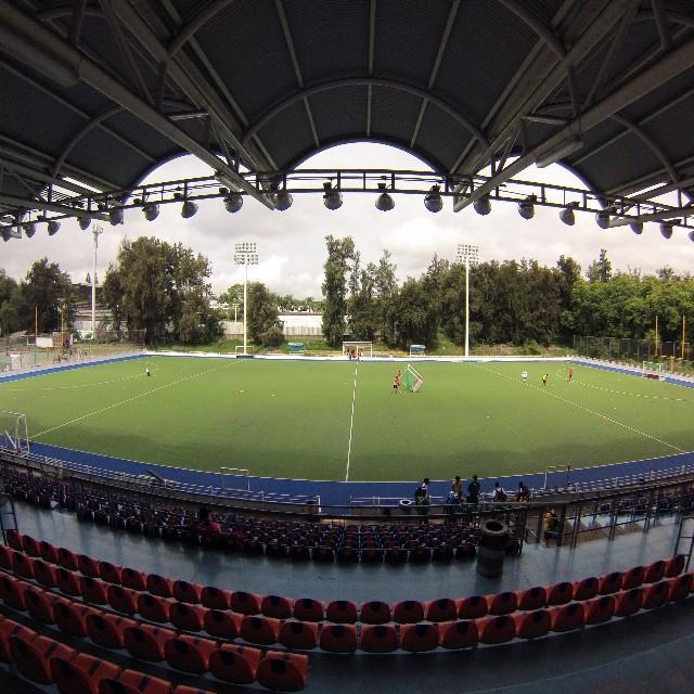O estádio Pan-Americano em Guadalajara. Foto: Augusto França