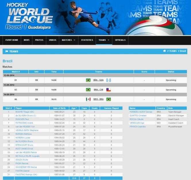world league