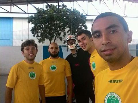 O Macau, atual campeão, é o segundo colocado do Brasileirão