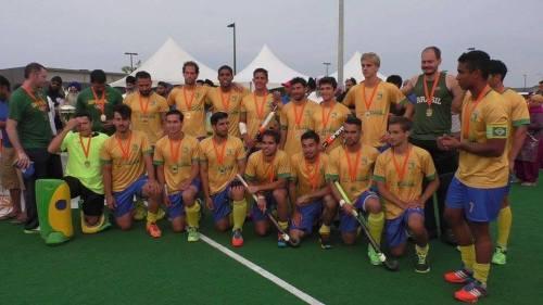 Brasil conquistou a Lions Cup em Brampton, no Canadá
