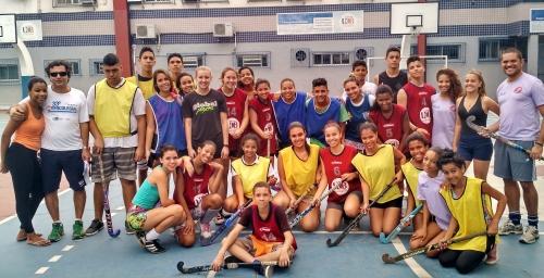 Mais de 30 atletas participaram da competição no CAP Paulo Gissoni, em Realengo