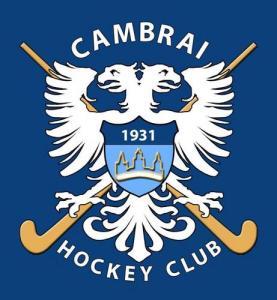 Escudo do Cambrai, novo time de Patricia Boos